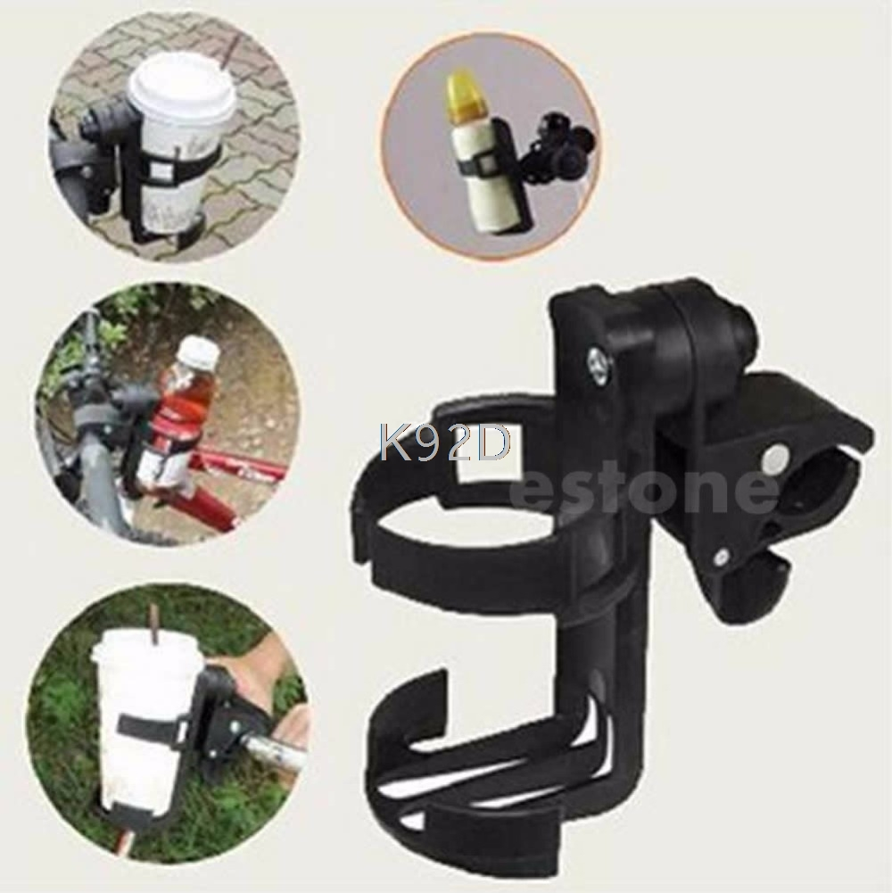 Universal Baby Stroller Cup Holder Parent Console Organizer Buggy Jogger D25 ...