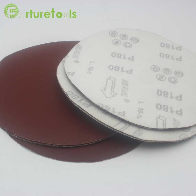 100pcs disques de ponçage abralon avec support de crochet pour le - Outils abrasifs - Photo 3