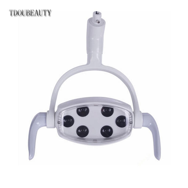 TDOUBEAUTY Dental Medical LED Oral Light Lamp For Different Dental Unit Chair Model CX249-7 Free Shipping tdoubeauty dental greeloy silent oil free air compressor ga 62 free shipping