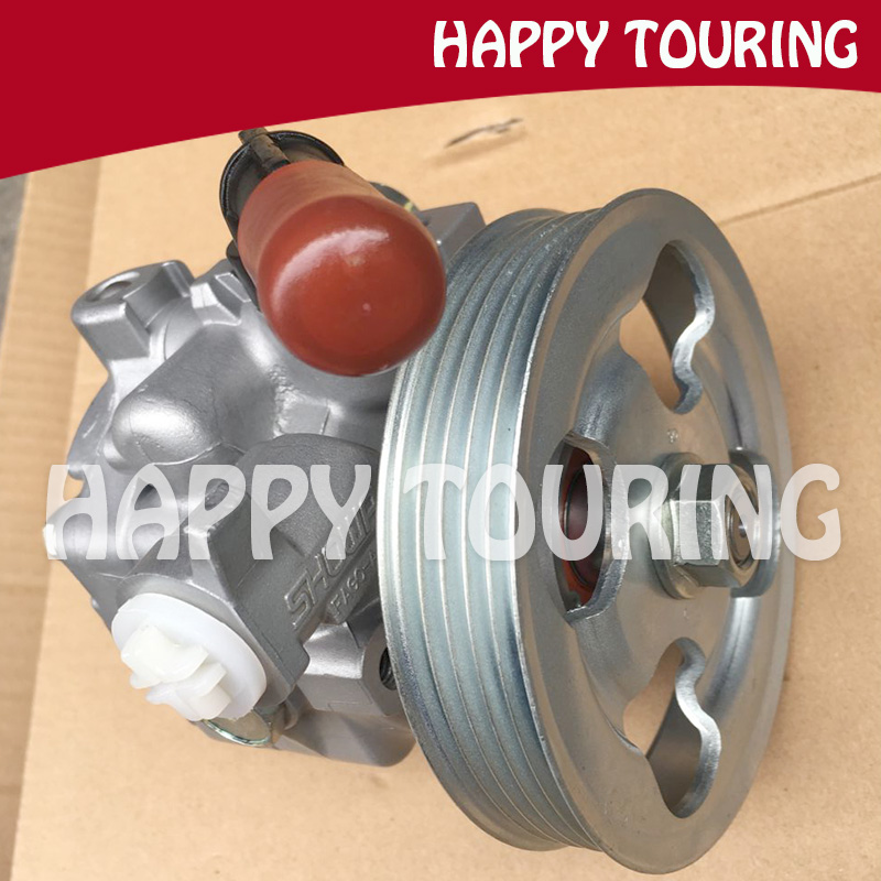 1, Power Steering Pump For Subaru Legacy 2005-2009 34430AG03A 34430AG03B 34430AG0419L 34430AG051 34430FG000 34430FG0009L