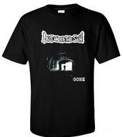 Lato Rękawy Fashiont O-Neck Krótki Ostatni Pod Słońcem Przeminęło Szybka Chaotyczne Hardcore Punk Band Premium Mens Tee Shirts