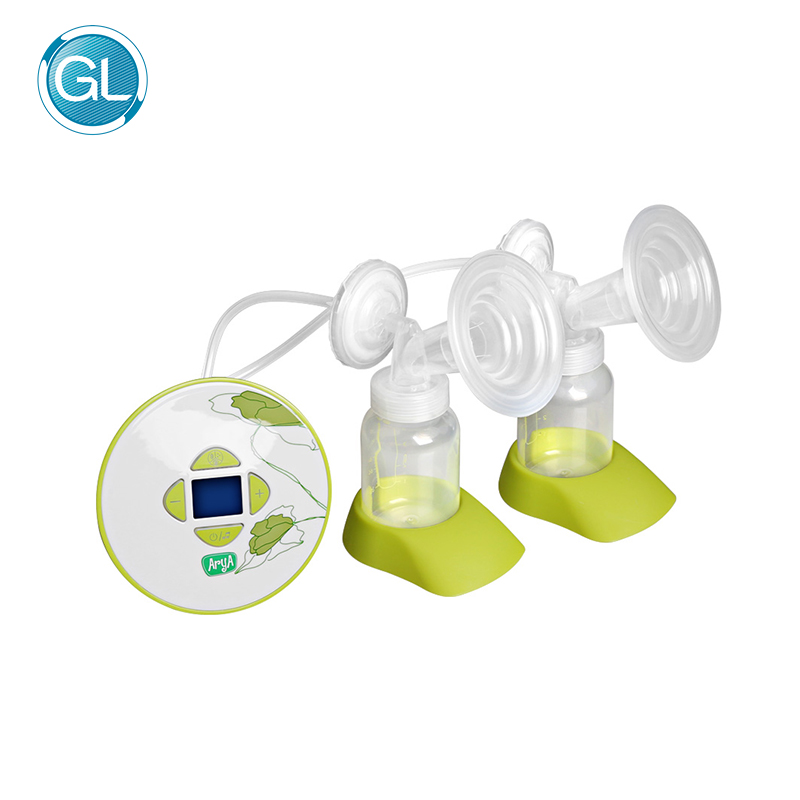 Electric Double Breast Pump with Feeding Gift Packing 30pcs Breast Milk Storage Bags + Feeding Bra+ 6pcs Nursing Pads,UK/EU PlugElectric Double Breast Pump with Feeding Gift Packing 30pcs Breast Milk Storage Bags + Feeding Bra+ 6pcs Nursing Pads,UK/EU Plug