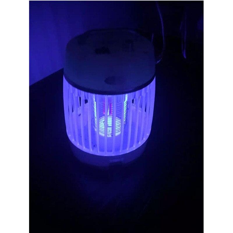 Mini home use electric mosquito-killing lamp / mosquito killer led night light