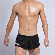2015 Men Gym Shorts Loose Running Shorts For Men Quick drying Jogger Short Male Fitness Shorts