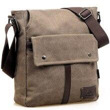 2016 Casual männer Leinwand Taschen Multifunktionale Männer Reisetaschen Männer Messenger Umhängetaschen Männlichen Schultasche Hohe Qualität