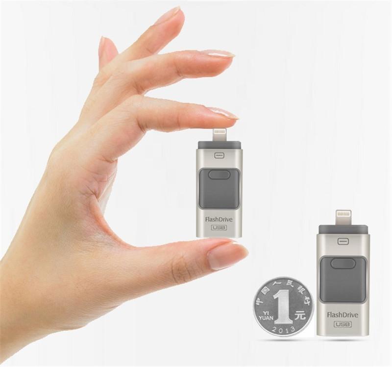 в Manhattan USB на флэш-накопитель-флэш мини флешки 8 гб 16 гб 32 гб 64 гб 128 гб ручка диск для айфона 8/7/плюс/5/5С/6/6С плюс/iPad для флешки