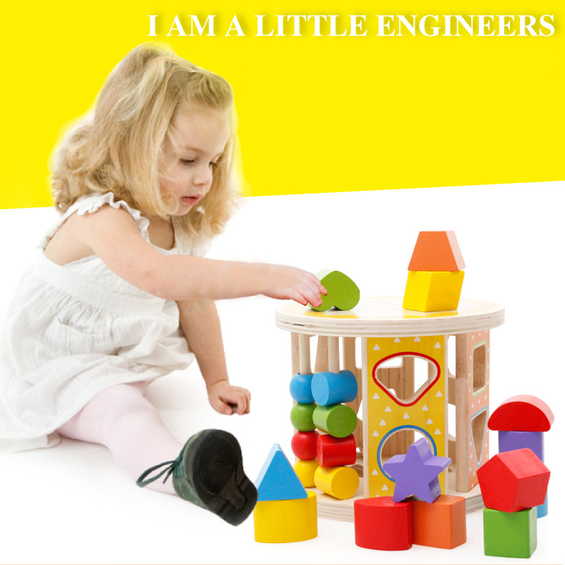 Wooden Building Tower Toys Stacker Extract Building Educational Wood Dominos Bricks Gift For Children Tree Marble Ball Run wooden toys tree marble ball run track game for baby montessori blocks intelligence educational model building wood toy
