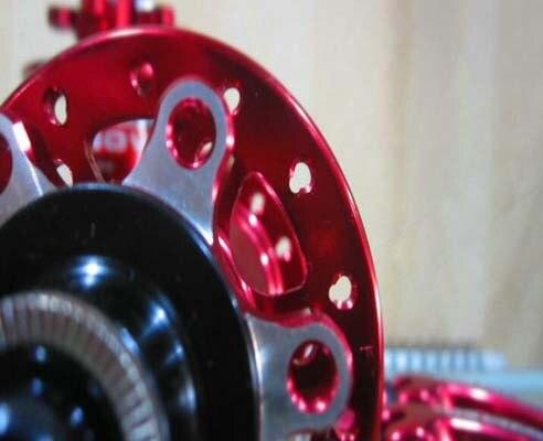 D711/D712SB Novatec moyeu de vélo VTT moyeux à tirage droit 28 trous vélo à dégagement rapide brochettes frein à disque