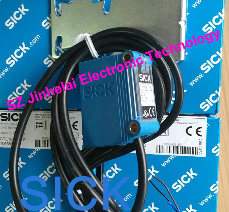 100%New and original  GTE10-N1212 (is GTE10-N1211)  SICK  Photoelectric switch, photoelectric sensor wll180t n432 wll180t l432 new and original sick photoelectric switch optical fiber amplifier