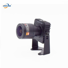 HQCAM Mini caméra de vidéosurveillance numérique, capteur CMOS, 2.0MP 1/3 Panasonic, HD 1080P, pour la sécurité, appareil de vidéosurveillance SDI, Menu OSD, lentille varifocale 2.8 12mm