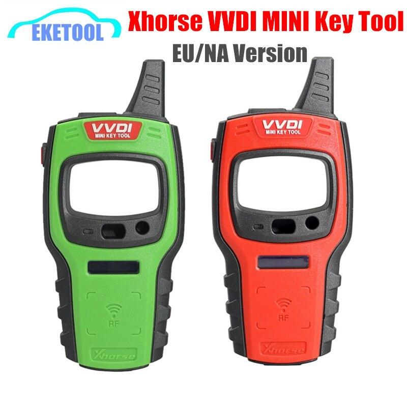 Xhorse Original VVDI MINI Key Tool Remote Key Programmer For IOS & Android Update Online EU/NA Version Replace VVDI Key Tool MINI