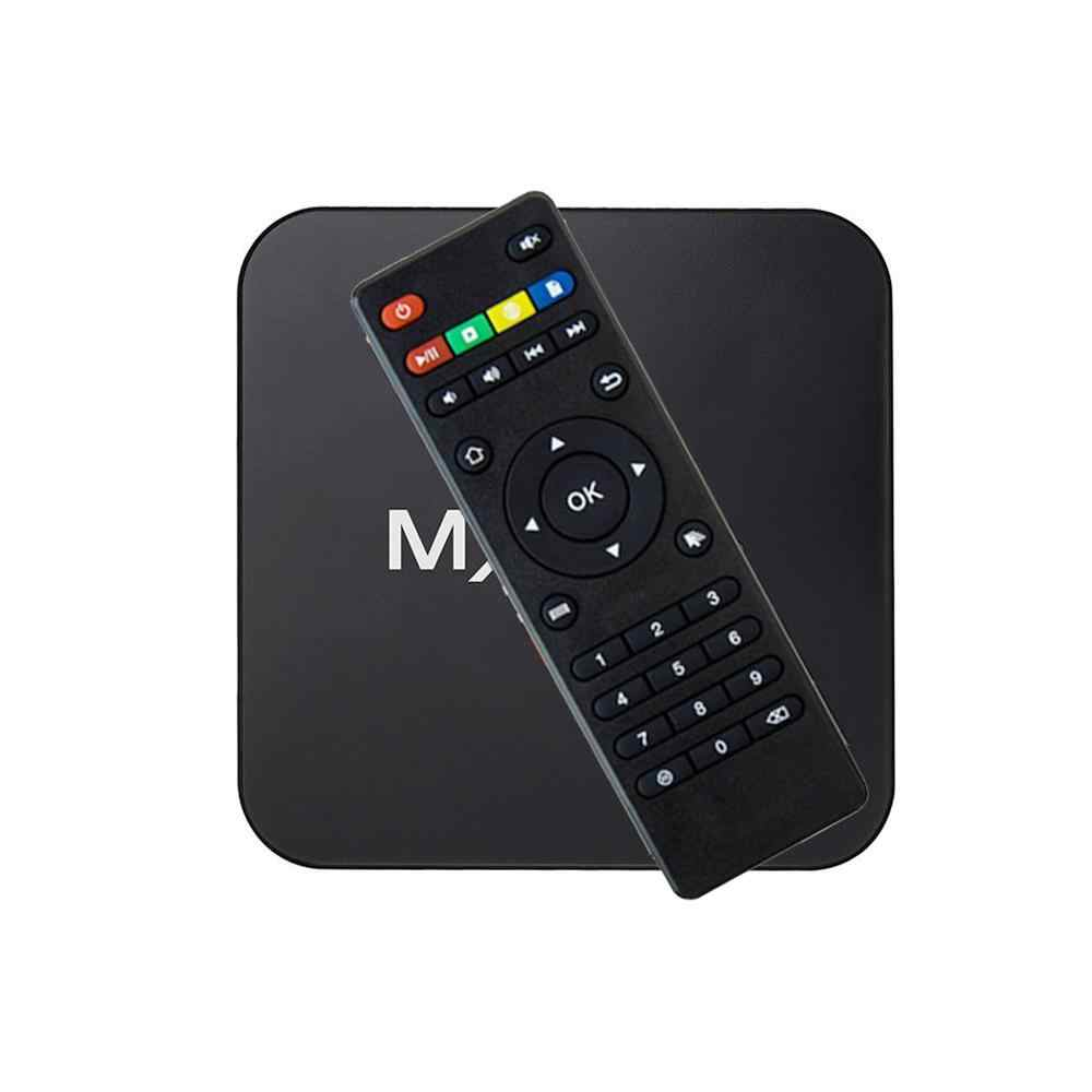 MXQPRO 4K TV Box Android 7 1 Amlogic Quad Core 64Bit Ram 1GB ROM 8GB MXQ  PRO Set top box S905W better than RK3229