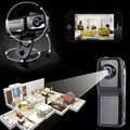 MD81S Mini Wifi Cámara IP P2P Cámara Inalámbrica cámara de Vídeo Grabación Secreta CCTV Android iOS Espia Niñera Franca