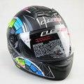 Ls2 ff352 motorcycle riding unisex de la cara llena cascos de carreras y mujeres kask downhill motocross capacete casco de moto para los hombres
