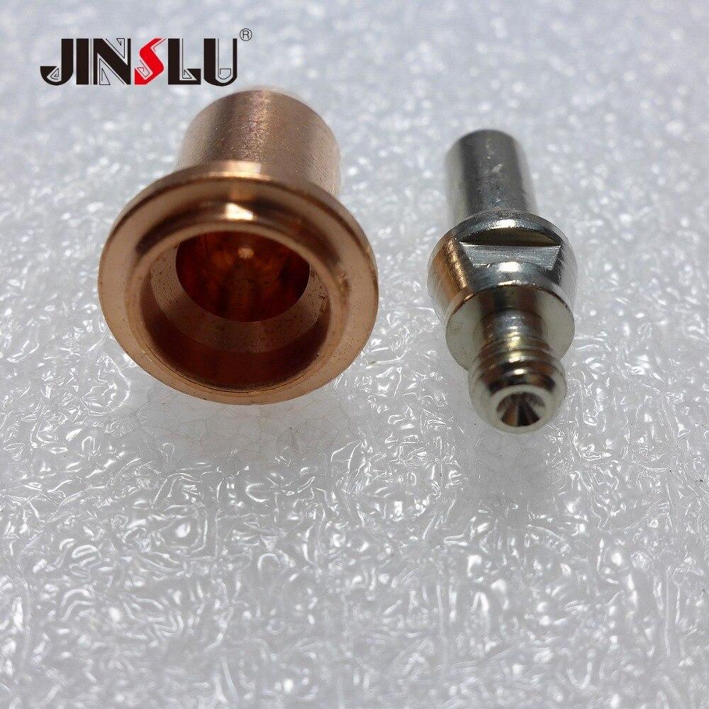 Nozzle 50 IPT45 Tip Tesla Plasma Torch Electrode CUT Cutter Weld Kit 45 Fit IPT