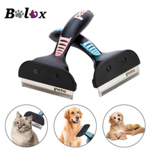 Hair-Removal-Brush-Comb Grooming-Tools Dog-Hair-Cleaner Trimmer Pet-Dog Hair-Shedding