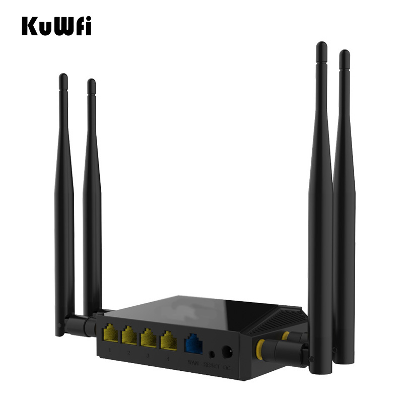 Car 4G LTE Wifi Router OpenWrt 300Mbps 3G Wireless Router Wifi Repeater AP Mode Router DHCP Function With SIM Card Slot USB Slot kuwfi 3g 4g sim card slot wifi router openwrt 300mbps high power wireless router repeater with 4 5dbi antenna