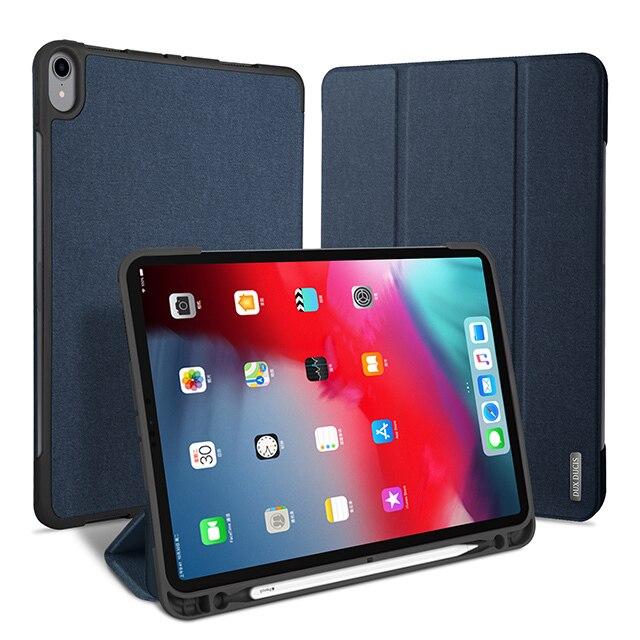 Blue Ipad pro cover 5c649ed9e46b7