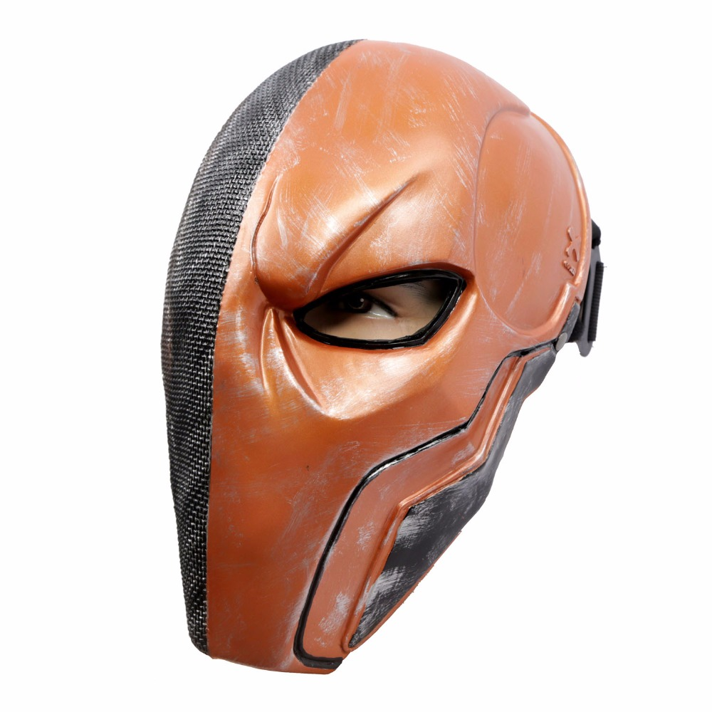Aliexpress.com : Buy Deathstroke Mask Halloween Masks Batman Movie ...