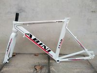 Stock limitied Abine 700c*51cm aluminum alloy frame with front fork for road bike disc brake bicycle frame