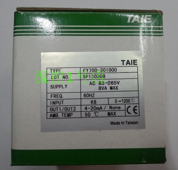 TAIE FY700 thermostat temperature control table FY700-301000 taie thermostat fy800 temperature control table fy800 201000