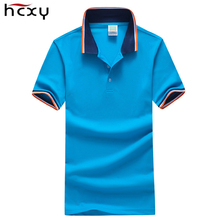 Новинка 2016 года модные мужские рубашки поло для мужчин-поло мужские свободные короткий рукав удобные Поло Плюс Размер 4XL(China (Mainland))