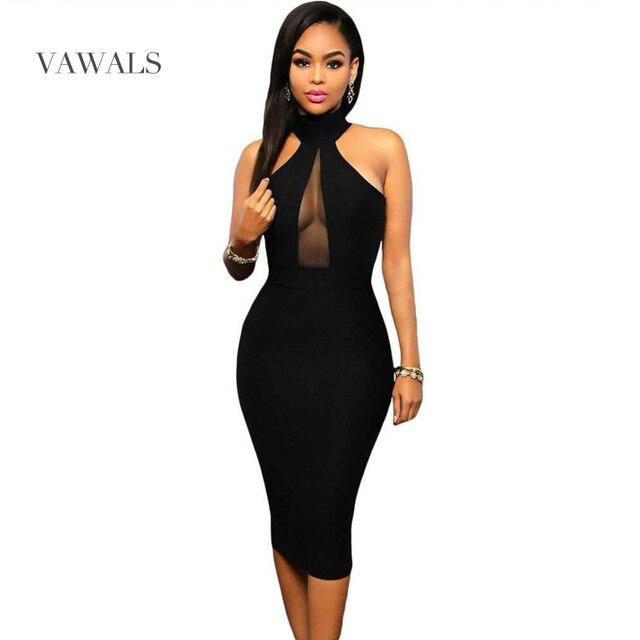 XL Black Dresses