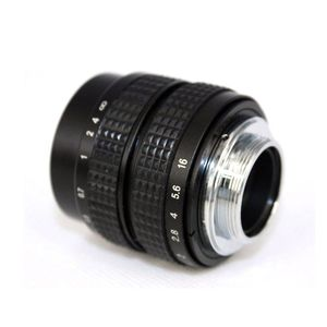 Image 3 - Fujian 50mm F1.4 CCTV Movie Lens C Mount to Sony A6000 A6500 A6300 A5000 NEX 5T N 3N N6 N7 N 5R NEX6 NEX7