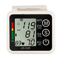 Digital LCD Wrist Blood Pressure Monitor Heart Beat Rate Pulse Meter Measure Non-voice version Hot Selling