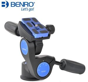 Image 1 - Benro HD1A  HD2A HD3A  3 Way Head With Quick Release Plate