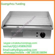 Кухонное оборудование столешница барбекю газовая сковорода плита/нержавеющая стальная плоская пластина электрическая сковорода для продажи
