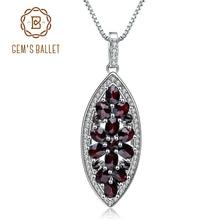 Женское Ожерелье подвеска из серебра 925 пробы
