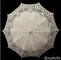 Элегантный Белый Кружевной Зонтик Зонтик Длинные Руки Свадебный Зонтик Fabullous Готический Зонтик Для Свадьбы