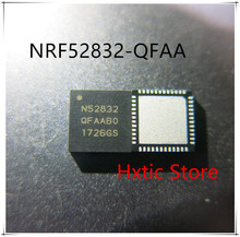 NEW 10PCS/LOT NRF52832-QFAA-R NRF52832-QFAA N52832-QFAA N52832 52832 QFN-48 IC