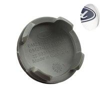 20pcs 54mm Silver Blue Black Auto Car Wheel Hub Center Cover Caps Emblem Logo Badge For