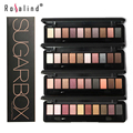 Rosalind Makeup Palette Natural Eye Makeup Light 10 Colors Eye Shadow Makeup Shimmer Matte Eyeshadow Palette Set Brand Sugar Box
