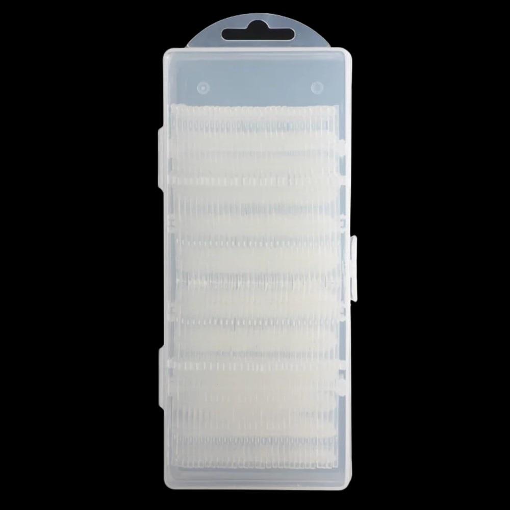 completa das Unhas Falsas Dicas ABS material Caixão Dicas Falsas A0489XX