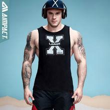 Aimpact Men s Vivid Tank Tops Low Cut Armholes Vest Sexy Casual Men Workout Tees Xman