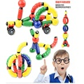 Большой размер магнитные палочки игрушки, образовательные детские магнитного строительные блоки игрушки 60 шт./80 шт./компл.