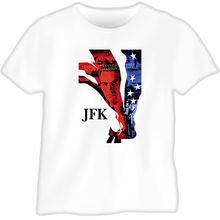 2e3da4280b74 Costner Stone Jfk Movie Poster T Shirt 100% Cotton Short Sleeve Summer T- Shirt