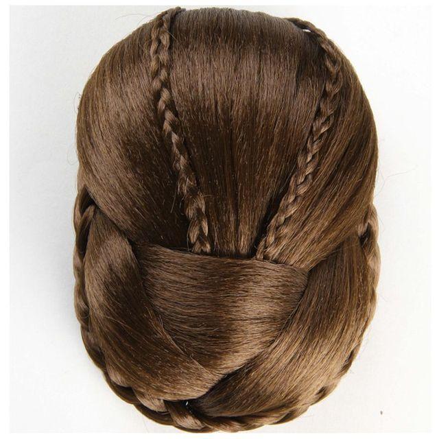 Chignon J 36 Synthetische Chignon Haarknoten Haarteil Benhancers