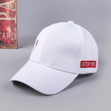 2019 New Summer High Quality Women Baseball Caps For Girls Adjustable Hip Hop Fashion Design Female Snapback Hats
