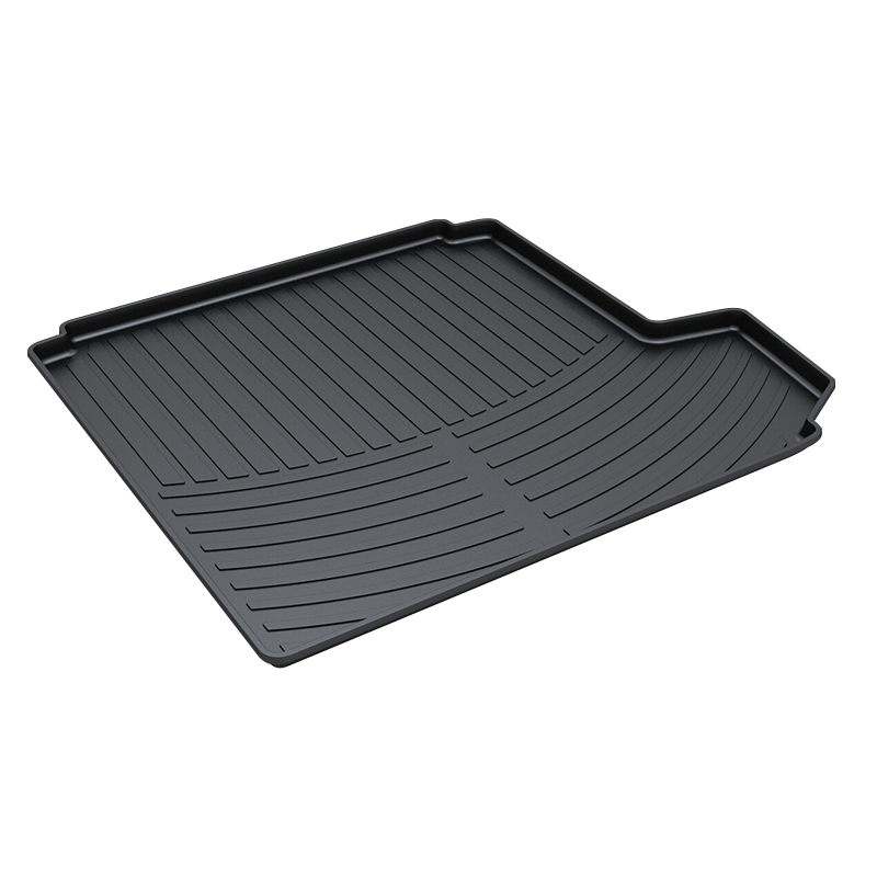 3D Trunk Mat for Peugeot 308 Waterproof Car Protector Carpet Auto Floor Mats Keep Clean Interior Accessories vehicle car accessories auto car seat cover back protector for children kick mat mud clean bk