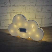 3D Marque Cloud Night Lamp with 11LED
