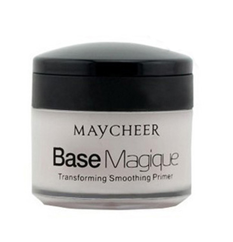 1PCS100% Amazing Effect Magic Smooth Silky Face Makeup Primer Invisible Pore Wrinkle Cover Concealer Foundation
