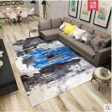 цена на Flannel Area Rug For Living Room Pink Princess Pattern Kids Bedroom Carpets Anti-slip Child Room Rug Baby Play Mats