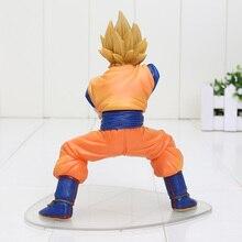 Dragon Ball Z Super Saiyan Son Goku Fighting Action Figure