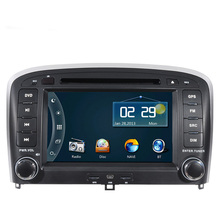 Free shipping 7 inch Car DVD GPS with iPod TV BT For Chery Storm 2 FCC