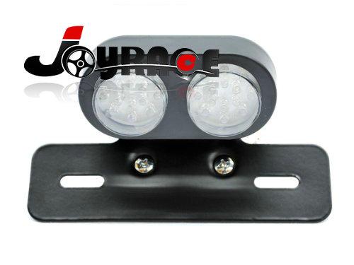 Universal Custom Rear Steel License Plate Holder Frames