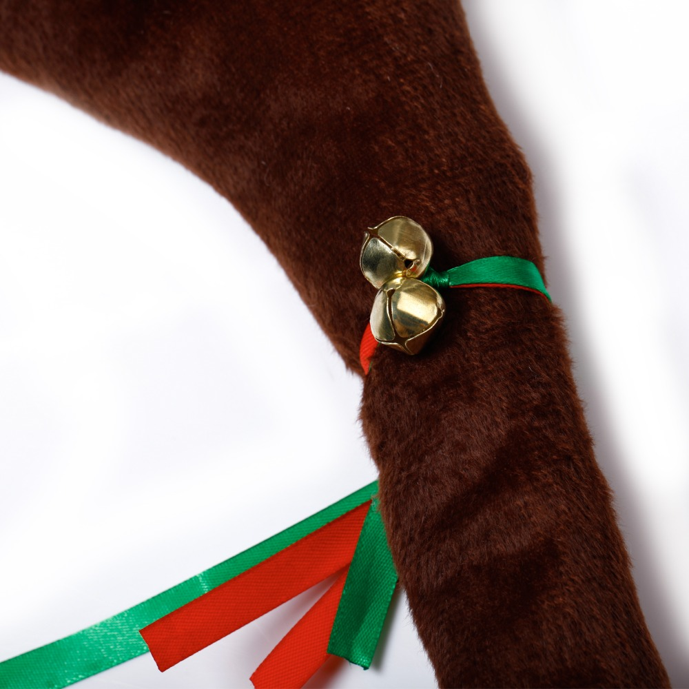 Aliexpress.com : Buy 1 set Rudolf Reindeer Christmas Car Decor ...